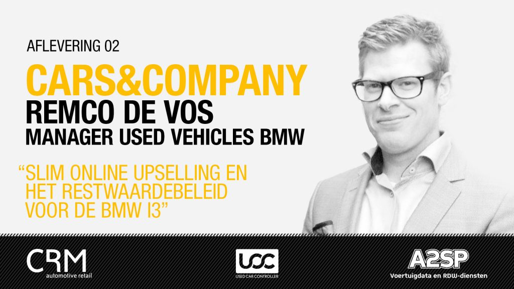 Remco de Vos BMW group